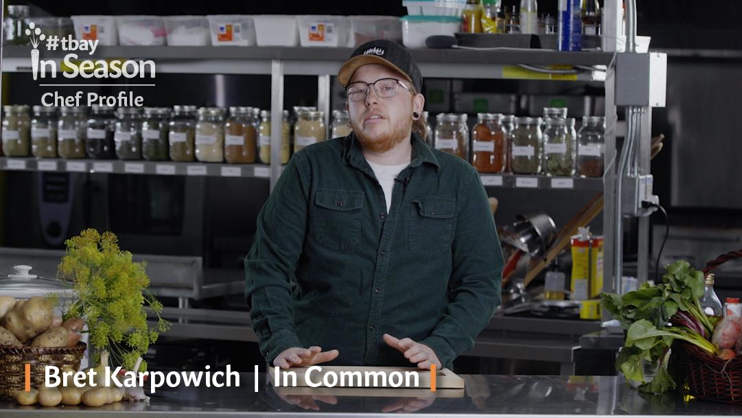 Chef Profile: Bret Karpowich