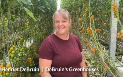 Producer Spotlight: DeBruin's Greenhouses