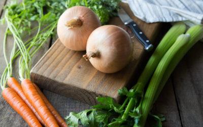 Bret's Vegetable Stock