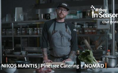 Chef Profile: Nikos Mantis