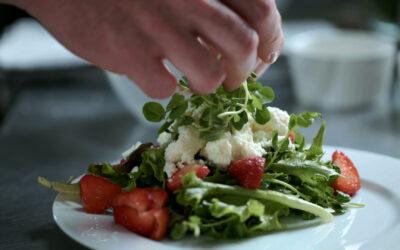 Chef Nikos' Feature July Salad